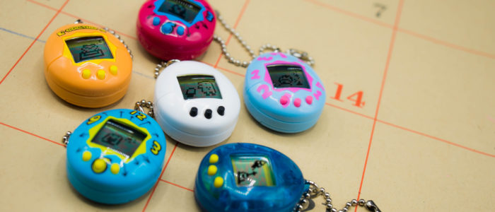 mini tamagotchi toys