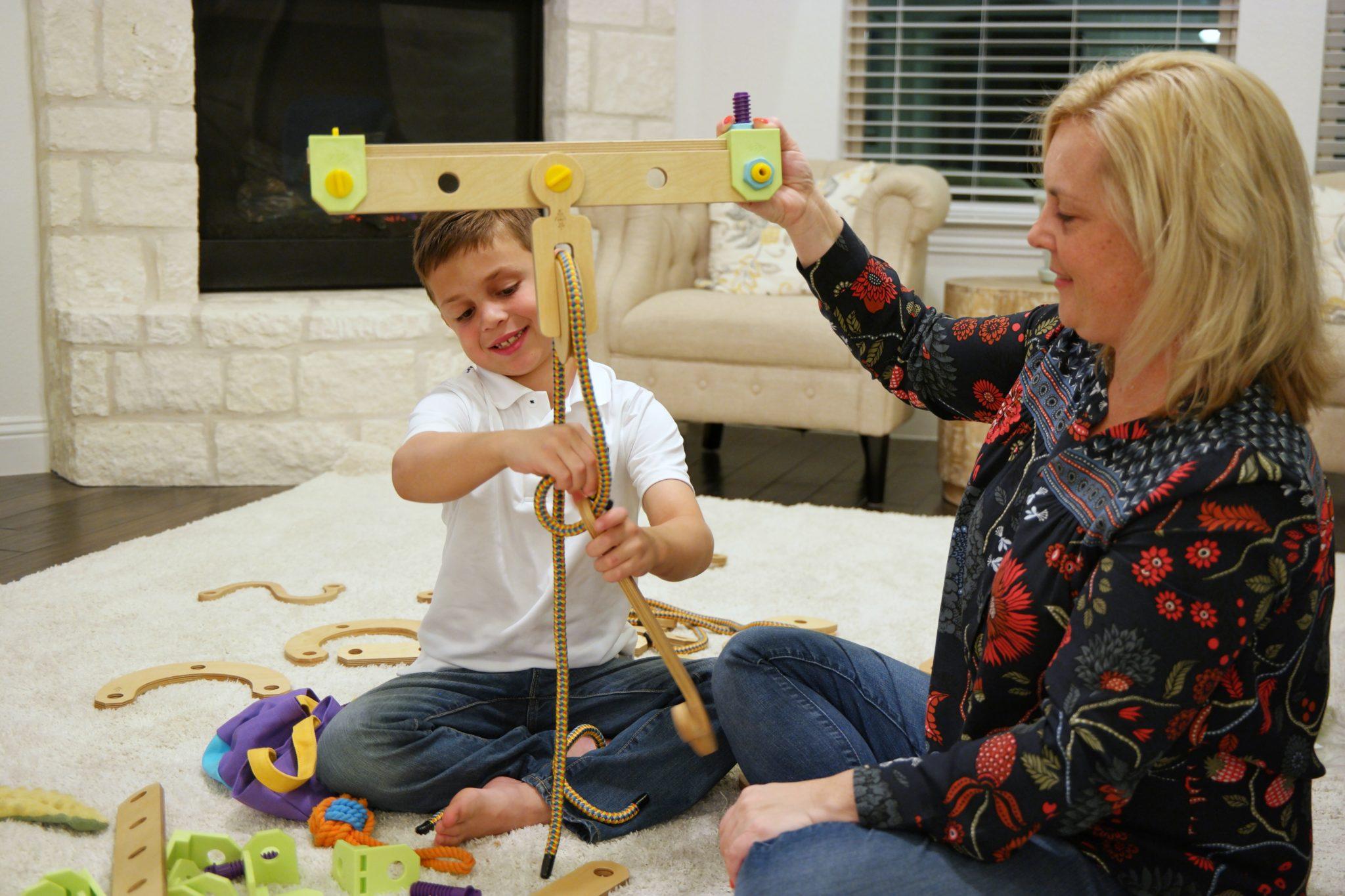 Boston Mom Blogger Reviews Educational Toys