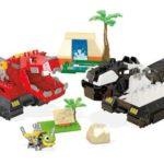 MEGA Bloks Dino Trux Toys on Sale at Toys R Us