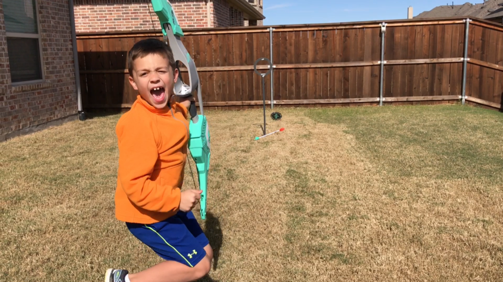 Dude Perfect Signature Bow from NERF