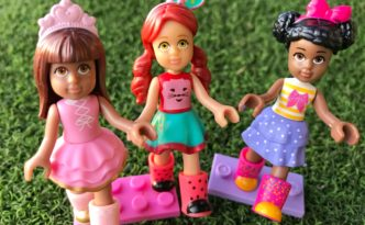 WellieWishers dolls from Mega Construx