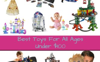 Best Toys Under $100 on ToyQueen.com