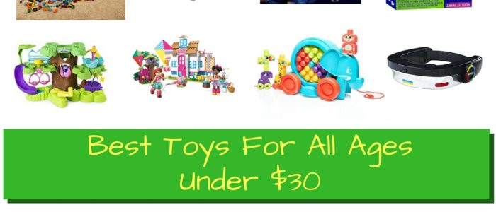Top Toys Under $30