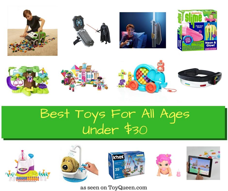 Best Toys Under $30